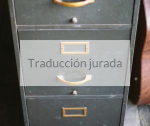 TRADUCCIÓN JURADA OUI